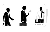 Free Businessmen Vectors